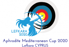 Photo of Invitation Letter Cyprus International Archery Cup APHRODITE MEDITERRANEAN CUP 2020