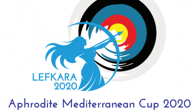 Photo of Cyprus International Archery Cup APHRODITE MEDITERRANEAN CUP 2020